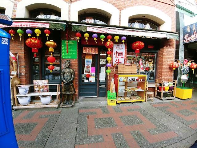 Victoria Chinatown Night Market