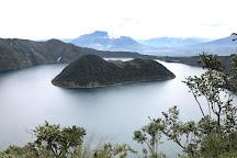 Cuicocha, Cotacachi, Ecuador