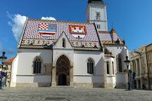 Kula Lotrščak, Zagreb, Croatia