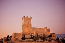 Castillo de la Atalaya / Atalaya Castle, Villena, Spain