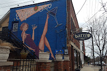 Barrio in Tremont, Cleveland, United States
