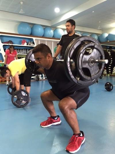 Neha's Fitness Studio (Cross Training)