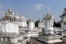 Wat Suan Dok, Chiang Mai, Thailand
