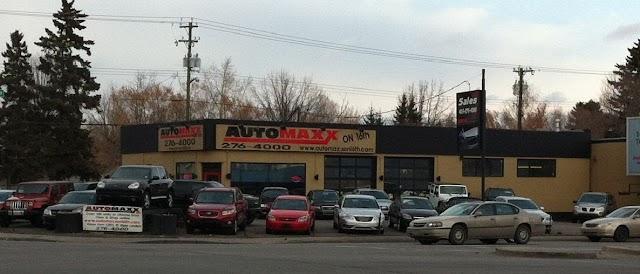 Automaxx on 16th