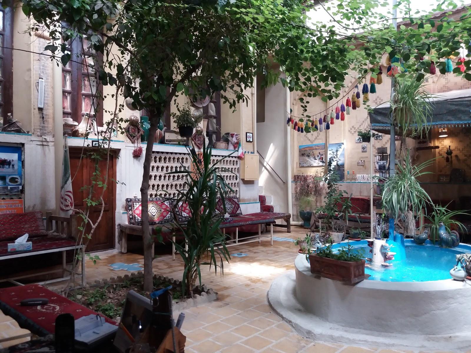 Golshan Traditional House