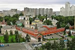 Матрона Блаженная, Абельмановская улица, дом 2А на фото Москвы