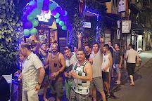Hanoi Pub Crawl, Hanoi, Vietnam