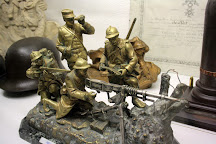 Musee Somme 1916, Albert, France