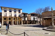 Tower of Fernán González, Covarrubias, Spain