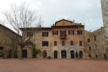 Galleria J, San Gimignano, Italy