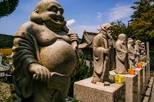 Butsumokuji Temple, Uwajima, Japan