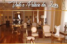 Palacio dos Leoes, Sao Luis, Brazil