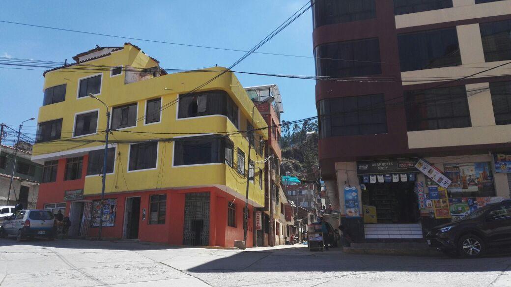 Casita Libertad Cusco