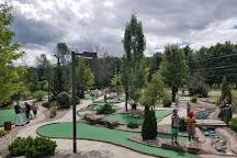Dunn-D's Mini Golf, Chelsea, Canada