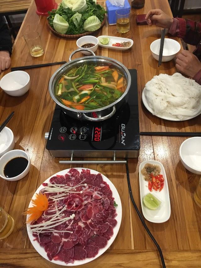The Corner Hanoi Cafe & Restaurant
