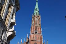 St. Gertrude Old Church, Riga, Latvia