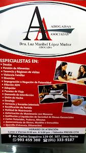 Dra. Luz Maribel López Muñoz AA ABOGADAS ASOCIADAS 6