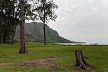 Kahana Bay Beach Park, Oahu, United States