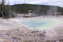 Cistern Spring, Yellowstone National Park, United States