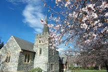 St Peter's Anglican Church, Queenstown, New Zealand