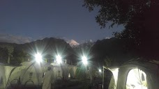 Cherry Garden Camping By Galaxyway T&T Hunza