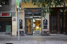 L'Espumossa Art & Cervesa Bar, Barcelona, Spain
