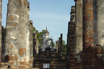 King Ramkhamhaeng Monument, Sukhothai, Thailand