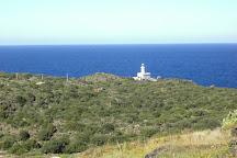 Faro di Punta Spadillo, Pantelleria, Italy