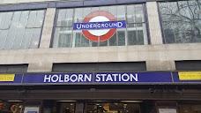 Holborn Underground Station