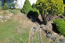 Jardin des Trains Ardechois, Soyons, France