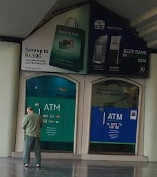Habib Bank's ATM lahore