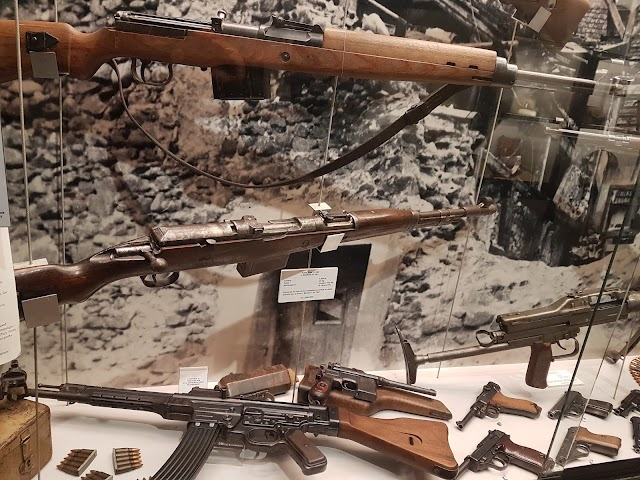 Musee du Memorial des Combats de la Poche de Colmar