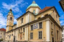 Cathedral of St. Nicholas, Ljubljana, Slovenia