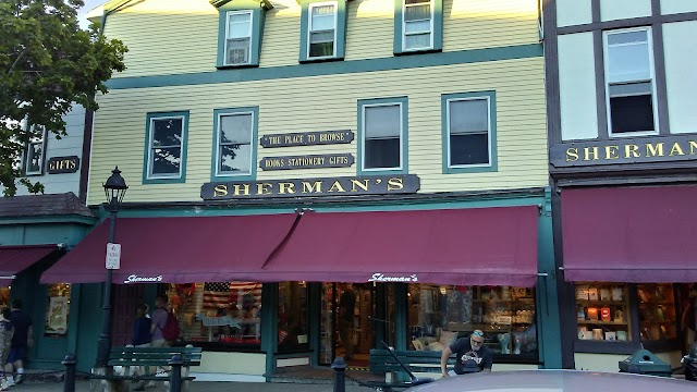 Sherman's Book & Stationery Store