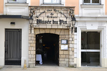 Musee du Vin de Paris (Wine Museum of Paris), Paris, France