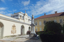 Domkirche St. Peter Und Paul, Klagenfurt, Austria
