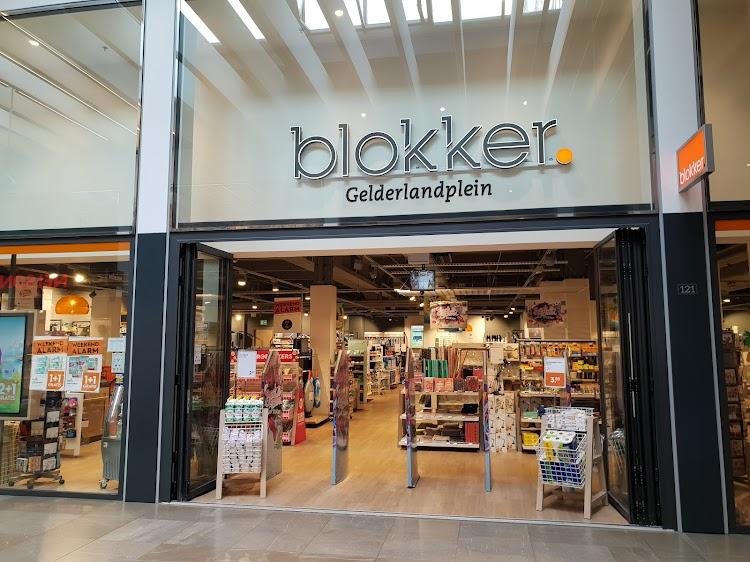 Blokker Amsterdam Gelderlandplein Amsterdam