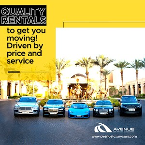 Avenue Car Rentals and Limousines