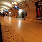 Железнодорожная станция  Haussmann St Lazare