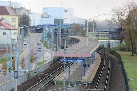 Железнодорожная станция  Ostrava Stodolní