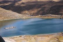 Laguna Chuchun, Canta, Peru