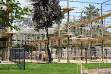 Bigfoot Ropes Course, Wisconsin Dells, United States
