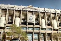 Santiago Bernabeu Stadium, Madrid, Spain
