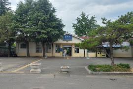 Железнодорожная станция  Hogye Station