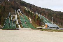 Planica Nordic Centre & Zipline, Rateče, Slovenia