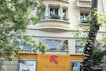 Le musee gourmand du chocolat - Choco-Story, Paris, France