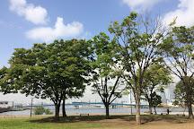 Toyosu Park, Koto, Japan