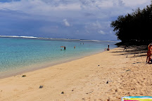 Aroa Beach, Arorangi, Cook Islands