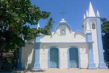 Igreja Sao Francisco De Assis, Praia do Forte, Brazil