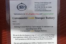 Coromandel Gold Stamper Battery, Coromandel, New Zealand